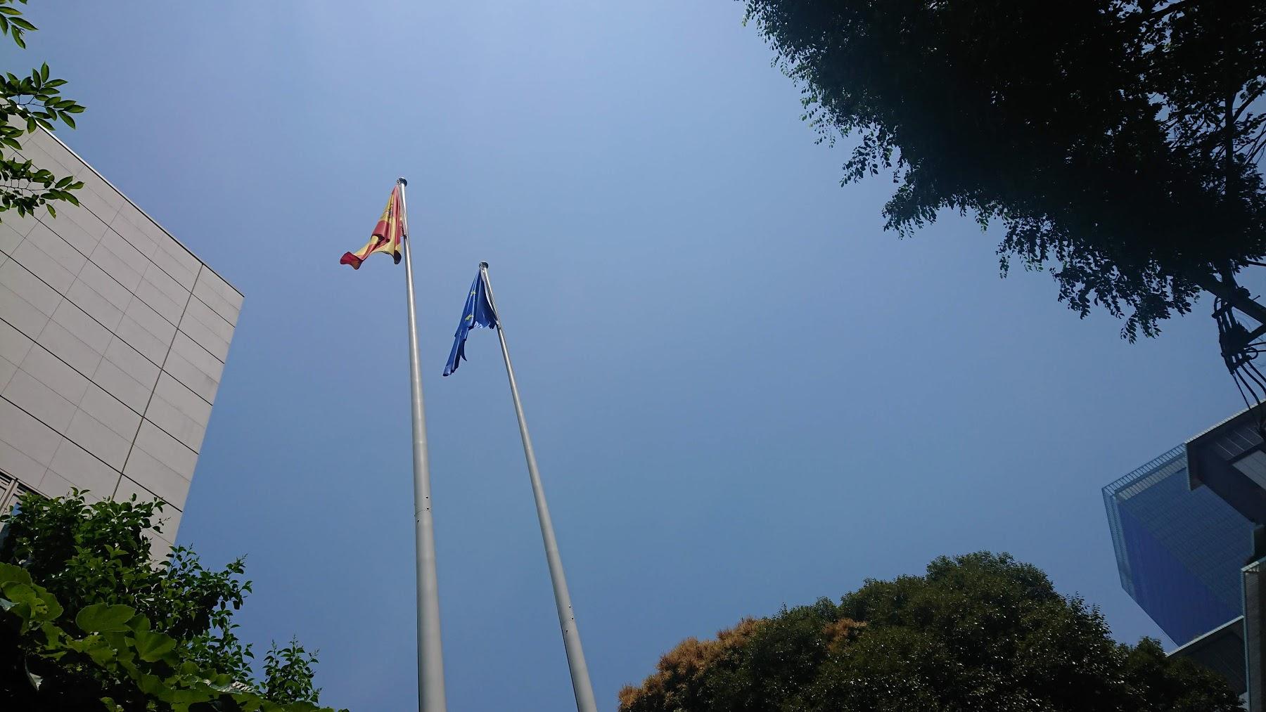 スペイン人と日本で結婚!大使館で面接、やっと手に入れた婚姻具備証明書!