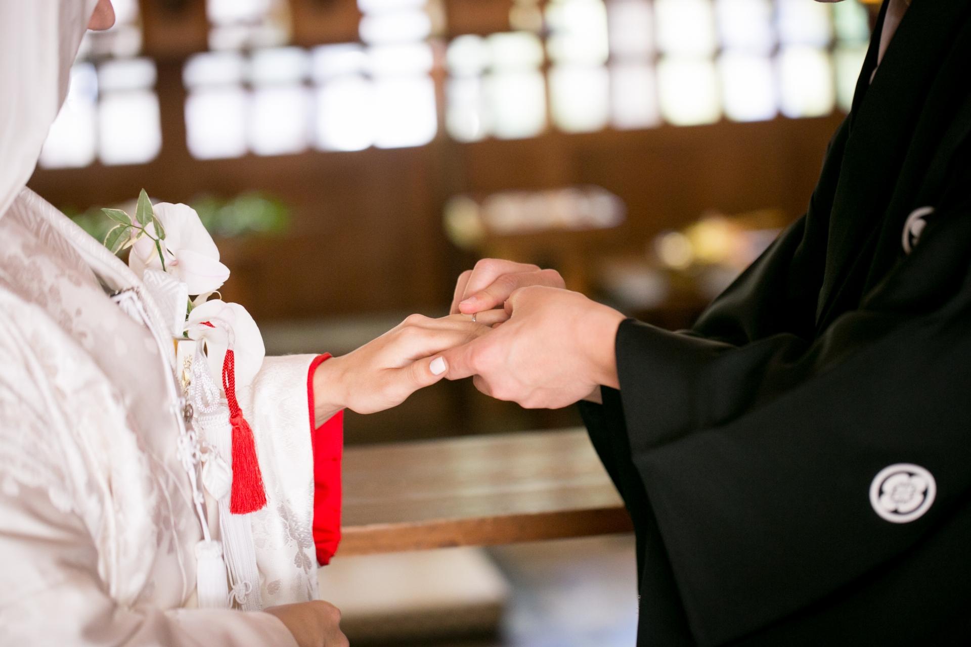 【国際結婚】海外在住&日本で挙式~衣装選び編~