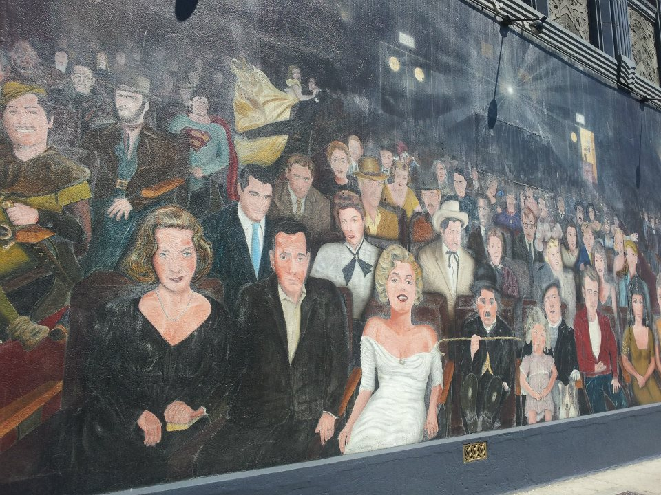 Hollywood Murals