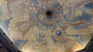 グリフィス天文台天井