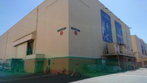 ディズニー撮影スタジオ