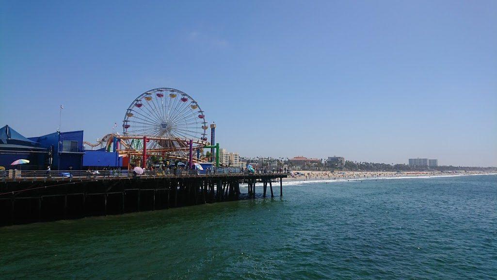 【ロサンゼルス観光】サンタモニカの見どころ&おすすめの歩き方!