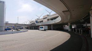 ロサンゼルス空港外観