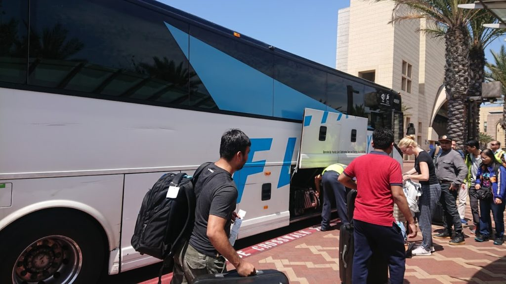 FlayAway Bus