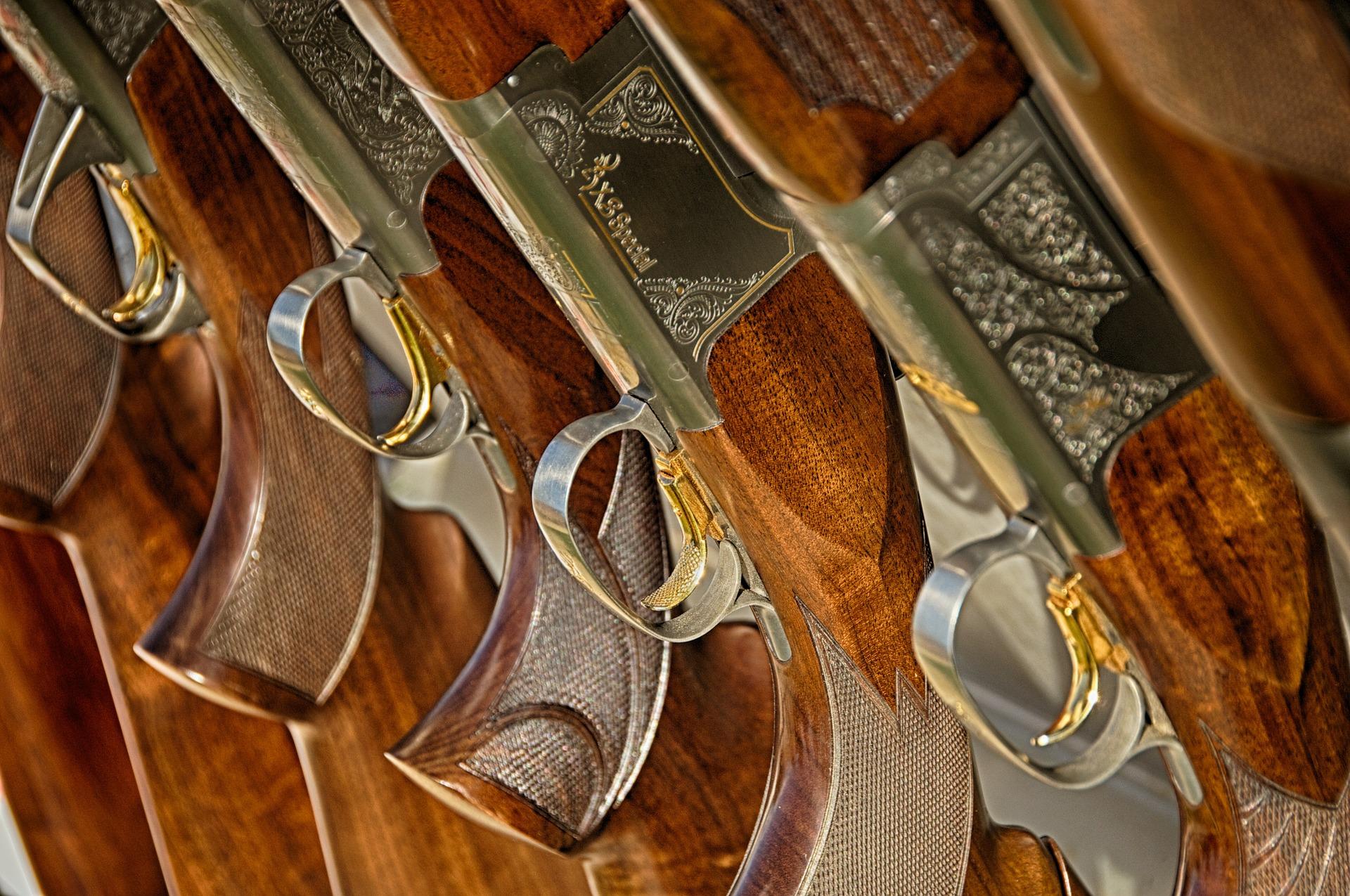 【アメリカ】銃社会について考える~所有率や殺人発生率~