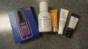化粧品トラベルサイズ試供品