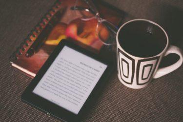 アメリカ購入のKindleで日本の本を読む!アカウント切り替え方法